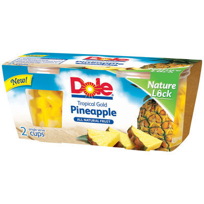 Dole Tropical Gold Pineapple All Natural Fruit