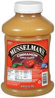 Musselman's® Cinnamon Apple Sauce 64 oz Jar
