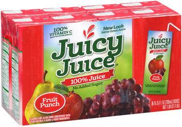 Juicy Juice® 100% Juice Fruit Punch
