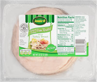 Jennie-O® Deli Favorites® Reduced Sodium Oven Roasted Sliced Turkey Breast 32 oz. Pack