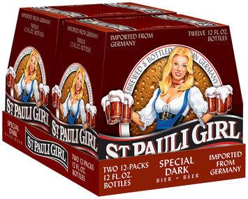 St. Pauli Girl® Special Dark Beer 2x12-12 fl. oz. Bottles