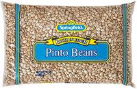 Springfield  Pinto Beans 10 Lb Bag