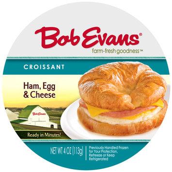 Bob Evans® Ham, Egg & Cheese Croissant Sandwich 4 oz. Wrapper