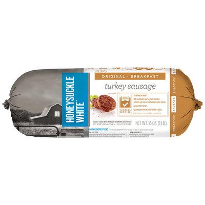 Honeysuckle White® Original Breakfast Turkey Sausage 16 oz. Chub