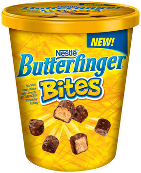 Nestlé® Butterfinger® Bites Frozen Dairy Dessert 4 fl. oz. Tub