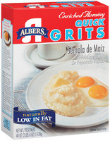 Albers Quick Enriched Hominy Grits 40 Oz Box