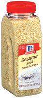 McCormick  Sesame Seed 18 Oz Shaker