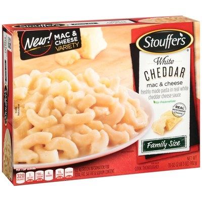 STOUFFER'S White Cheddar Macaroni & Cheese 35 oz. Box