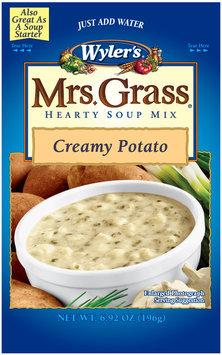 Wyler's® Mrs. Grass® Creamy Potato Hearty Soup Mix 6.92 oz. Pouch
