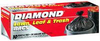 DIAMOND Lawn Leaf & Trash Bags