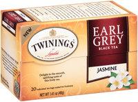 Twinings of London® Jasmine Earl Grey Black Tea 1.41 oz. Box