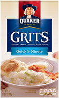 Quaker™ Quick Grits 1.5 lb. Canister