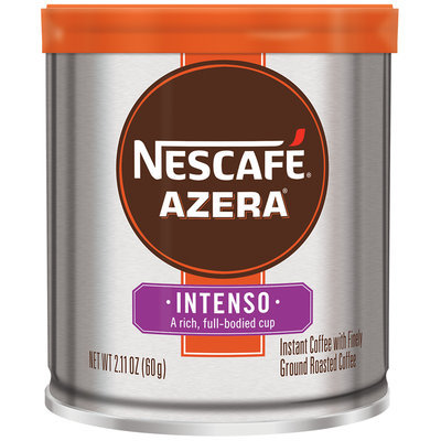 Nescafe Azera Intenso Instant Coffee 2.11 oz. Canister