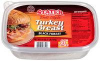 Stater Bros.® Deli Style Turkey Breast Black Forest 16 oz. Tub