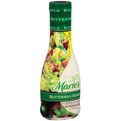Marie's® Buttermilk Ranch Dressing 11.5 fl. oz. Bottle