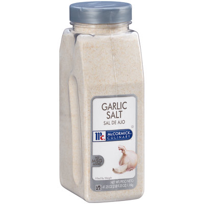 McCormick® Culinary™ Garlic Salt 41.25 oz. Shaker