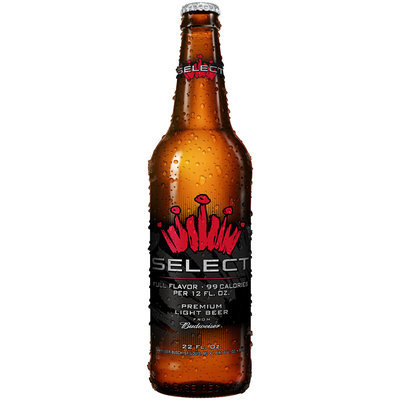 Budweiser Select Beer