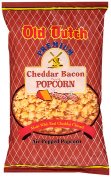 Old Dutch® Premium Cheddar Bacon Flavored Popcorn 6 oz. Bag