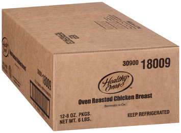 Healthy Ones™ Sliced Oven Roasted Chicken Breast 8 oz. Pack