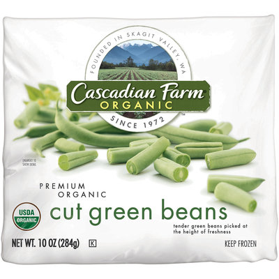 Cascadian Farm® Organic Cut Green Beans 10 oz. Bag