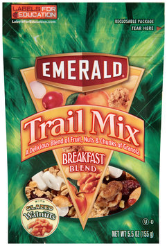 Emerald® Breakfast Blend Trail Mix 5.5 oz. Bag