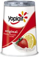 Yoplait® Original Strawberry Lemonade Low Fat Yogurt