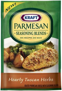 Kraft Hearty Tuscan Herbs Parmesan Seasoning Blend 2 oz Packet