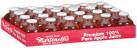 Martinelli's Gold Medal® Pure Premium Apple 10 Oz 100% Juice 24 Pk Glass Bottles