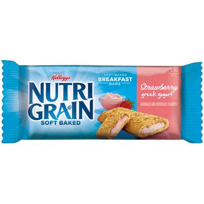 Kellogg's® Nutri-grain® Soft Baked Strawberry Greek Yogurt Breakfast Bar