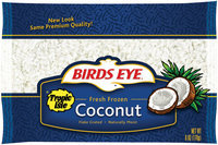 Tropic Isle Fresh Flake Grated Coconut 6 Oz Bag
