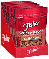 Fisher® Smoked Bacon Almonds 5 oz.