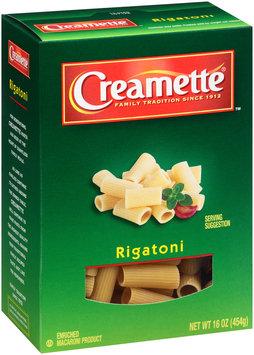 Creamette® Rigatoni 16 oz. Box