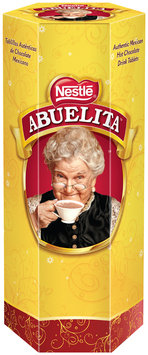 Nestlé ABUELITA Authentic Mexican Hot Chocolate Drink Tablets 38.08 oz. Box