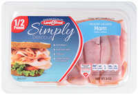Land O' Frost® Simply Delicious® Hickory Smoked Ham 8 oz. Pack