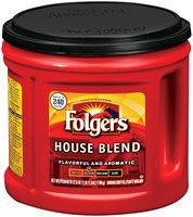 Folgers House Blend Medium Ground Coffee 27.8 Oz Canister
