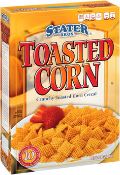 Stater Bros.® Toasted Corn Cereal 14 oz. Box