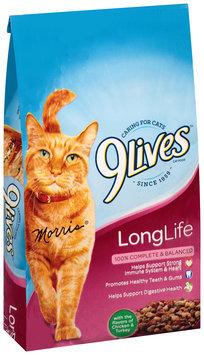 9Lives Long Life Formula Dry Cat Food