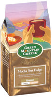Green Mountain Coffee Roasters Flavored Mocha Nut Fudge Ground Signature Coffee 12 Oz Stand Up Bag