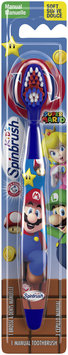 Arm & Hammer™ Kid's Spinbrush™ Super Mario® Soft Manual Toothbrush