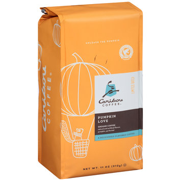 Caribou Coffee® Pumpkin Love Ground Coffee 11 oz. Bag