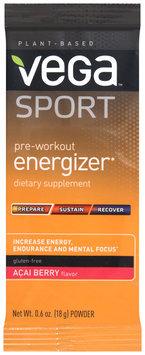 Vega™ Sport Acai Berry Powder Dietary Supplement 0.6 oz. Pack