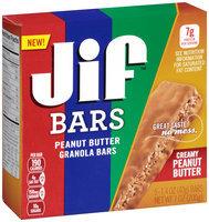 Jif™ Bars Creamy Peanut Butter Granola Bars