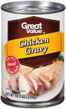Great Value™ Chicken Gravy 10.5 oz. Can