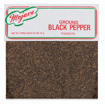 Mojave Ground Black Pepper .75 Oz Peg