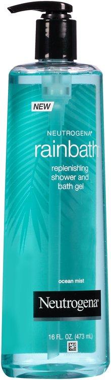 Neutrogena® Rainbath® Ocean Mist Replenishing Shower and Bath Gel 16 fl. oz. Pump