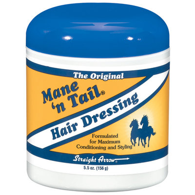 Mane 'n Tail  Hair Dressing 5.5 Oz Plastic Jar