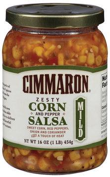 Cimmaron Zesty Corn & Pepper Mild Salsa