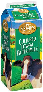 Kemps Cultured Lowfat Buttermilk .5 Gal Carton