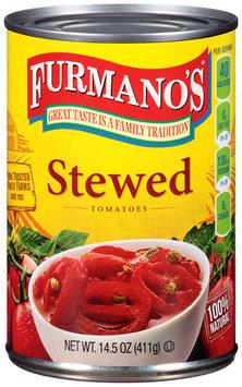 Furmano's® Stewed Tomatoes 14.5 oz. Can