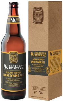 BROTHERS' RESERVE Galaxy Hopped Barleywine Ale 22 OZ GLASS BOTTLE